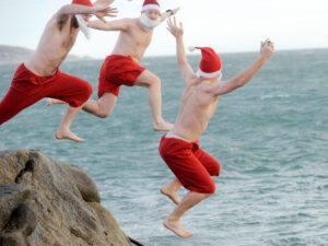Forty Foot Rock Christmas,